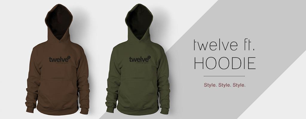 twelve ft. Hoodie